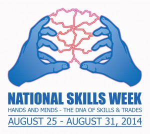 National Skills Week 2014