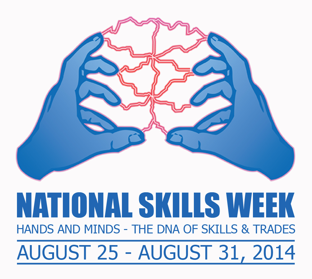 National Skills Week 2014 officially launched