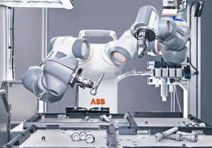 ABB's YuMi® is the world's first collaborative robot