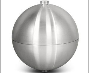 Titanium propulsion tank Image credit: Lockheed Martin