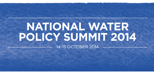 Shaping a strategy for water to drive Australia's prosperity