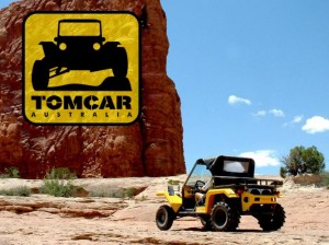 Tomcar revolutionises Australian mining vehicle industry