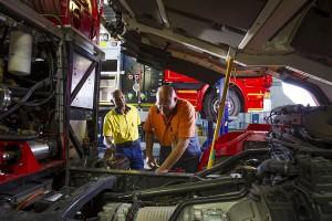 Heavy transport vehicles manufacturer shuts down in Queensland