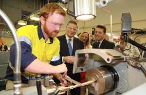 $45.5m boost for skills training in Frankston