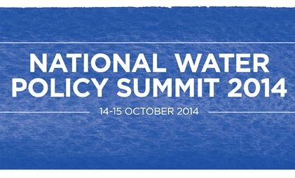 National Water Policy Summit