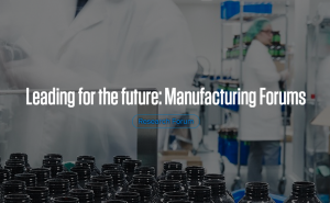 Series of industry forums to tackle the problems facing Australia's manufacturing sector