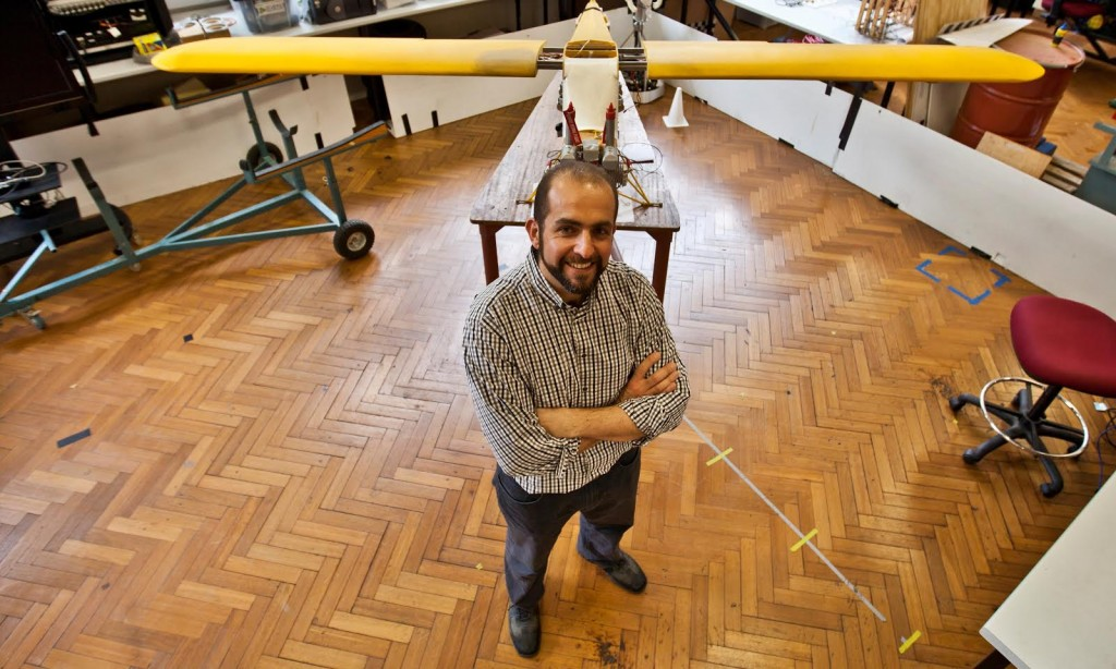 Robotics expert wins prestigious State award