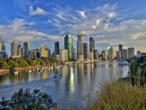 Brisbane Image credit: flickr User: Chris Lofqvist