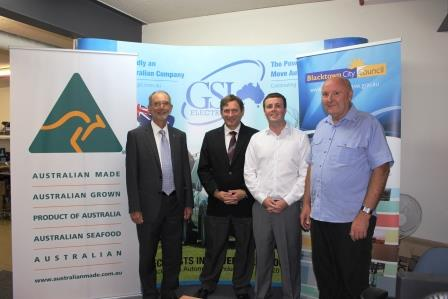 Blacktown City joins forces with the Australian Made Campaign