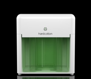 Hardcotton Elemental 3D Printer Image credit: Hardcotton