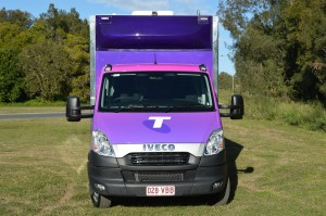 Telstra and Iveco
