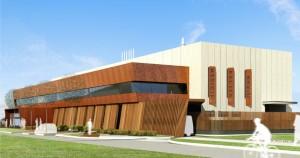 Australia's new nuclear medicine production facility taking shape