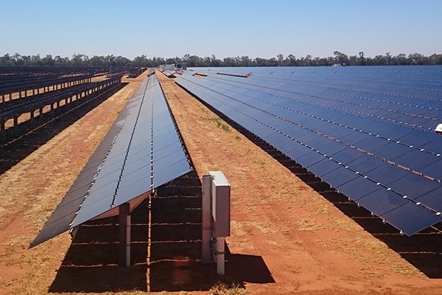 Southern Hemisphere's largest solar PV plant hits major milestone