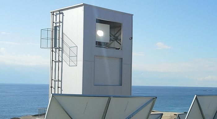 Australian solar technology installed in Cyprus