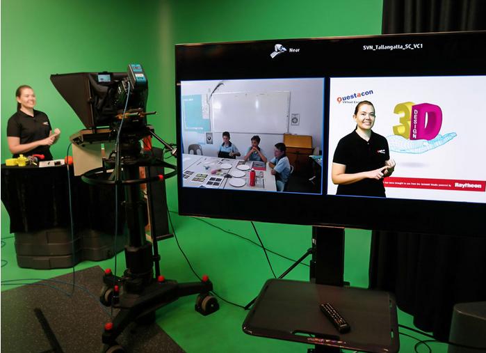 Questacon initiative brings 3D printing to Australian school kids