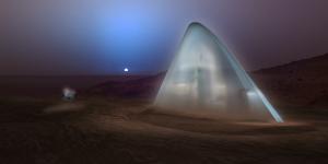 ICE HOUSE -1st place Image credit: NASA