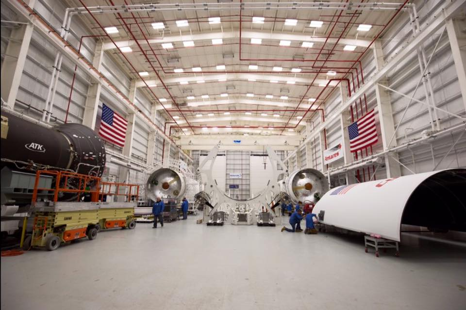 Aerospace and defence technologies leader Orbital ATK successfully tests 3D printed hypersonic engine combustor