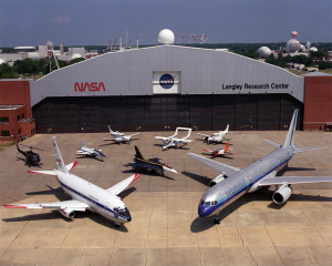 NASA Langley Research Center Image credit: NASA