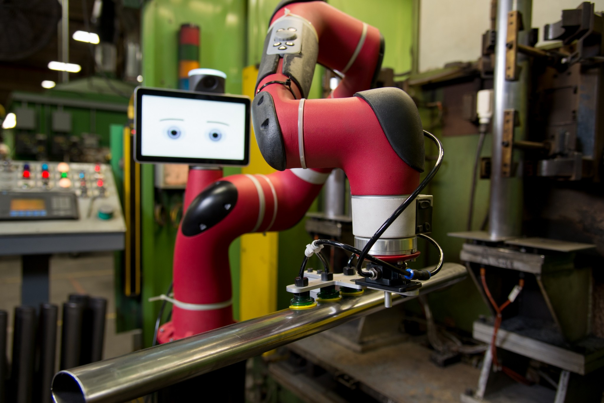 "Impact Robotics introduces next-gen ""cobots"" in Australia"