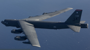 B-52 bomber Image credit: www.boeing.com