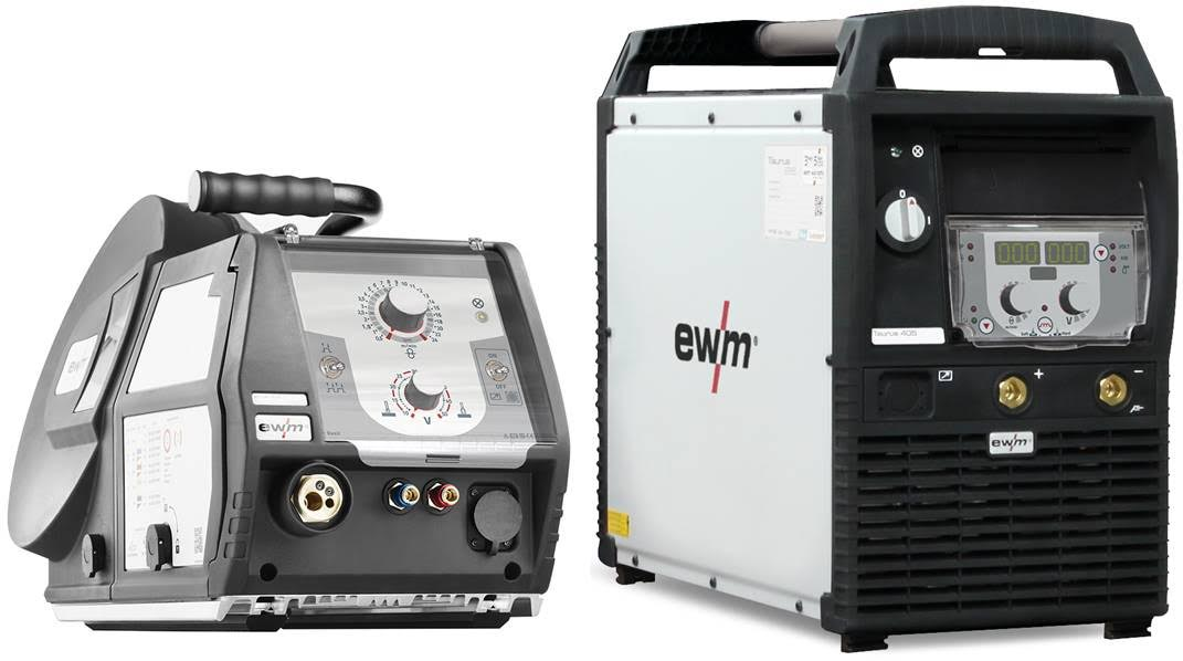 BOC expands welding product line with new EWM Taurus range