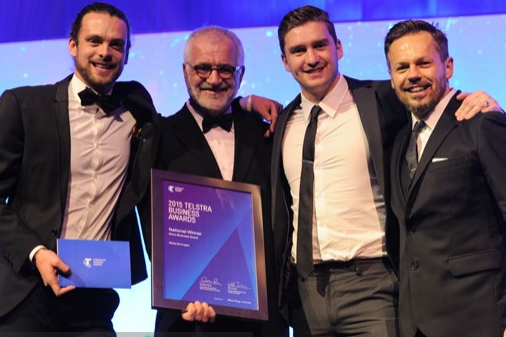Changes at the 24th edition of the Telstra Australian Business Awards