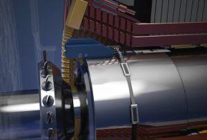 GE's DIRIS inspection system Image credit: GE