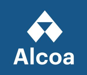 The new Alcoa logo for the Upstream company