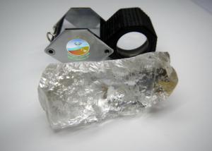 Image credit: Lucapa Diamond's ASX release