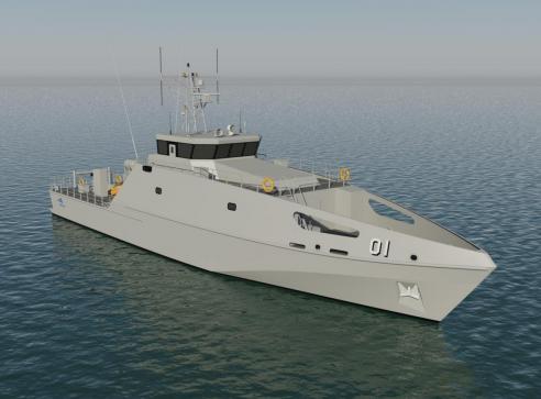 Austal wins $305m Pacific Patrol Boat contract