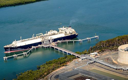 Image credit: www.aplng.com.au