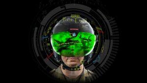 Striker II Rotary Wing Helmet