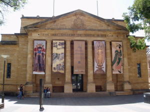 """The Art Gallery of South Australia - soon to have battery storage from ZEN Energy Image credit: Amanda Slater/Flickr (Creative Commons)"""