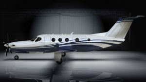 Textron aviation unveiled the Cessna Denali plane in Oshkosh, Wisconsin. Image credit: Textron Aviation