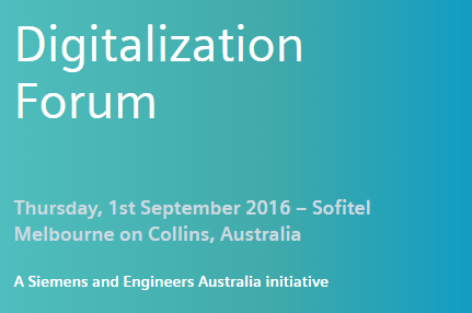 Engineers Australia and Siemens announce Digitalization Forum to unlock the full potential of digital technologies
