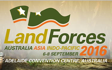 Victoria's defence manufacturing industry on display at Land Forces 2016 expo