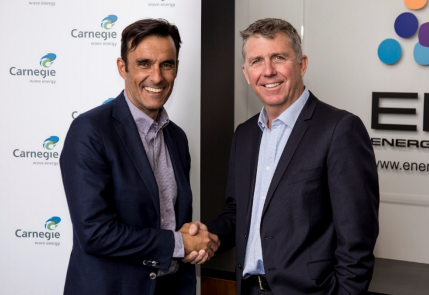 Carnegie Wave Energy acquires 100% interest in Energy Made Clean