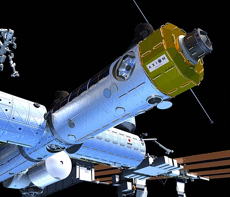 Made In Space & Axiom Space sign contract for manufacturing in low Earth orbit