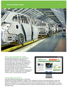 For more information download the 2014 Media Kit.