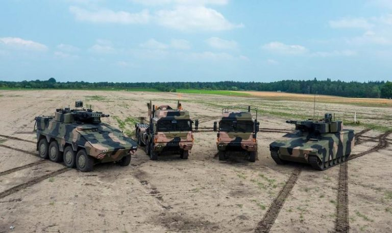 Hanwha and Rheinmetall shortlisted for LAND 400 contract