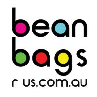 bean bags r us logo