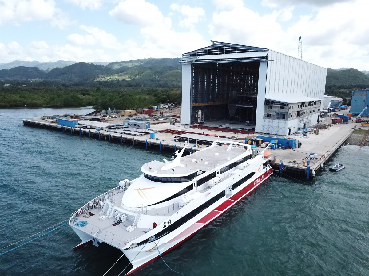 Austal delivers another high-speed catamaran - Australian
