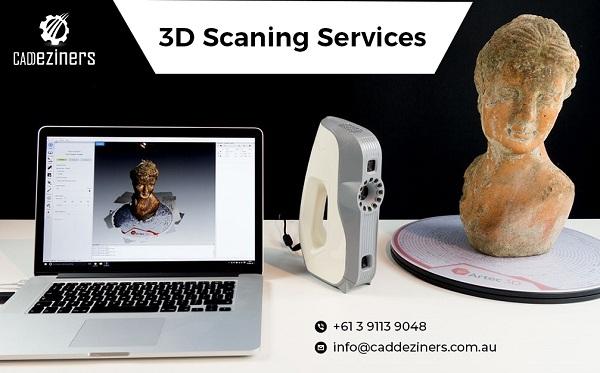 CAD Deziners   3D Scanning Services Melbourne   Cad drafting services