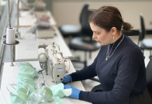 Defence and industry join forces for rapid face shield production ...