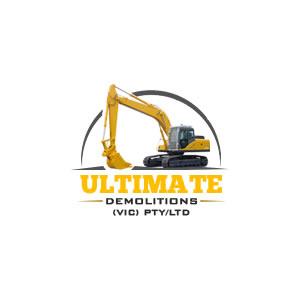 Ultimate Demolitions (Vic) Pty/Ltd logo