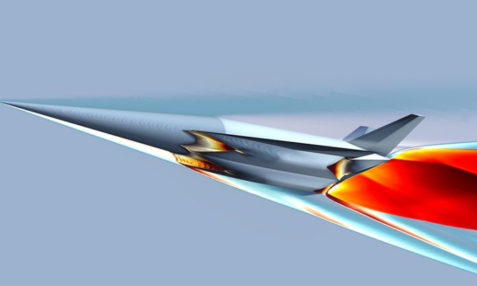 hypersonic unmanned aerial vehicle